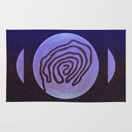Tribal Maps - Magical Mazes #04 Rug