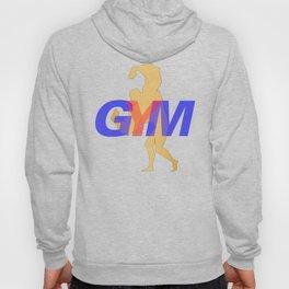 GYM Man 3 Hoody