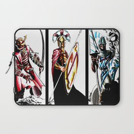 Warriors Three Laptop Sleeve