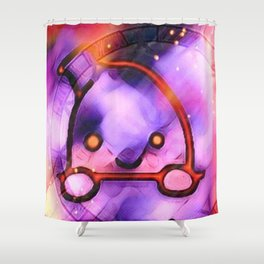 Ghostbusters Dream Shower Curtain