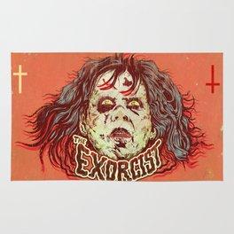Exorcist Rug