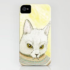 SWEATER AND ALSO CAT Slim Case iPhone (4, 4s)