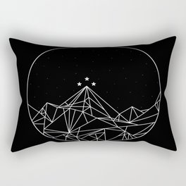 The Night Court Symbol Rectangular Pillow