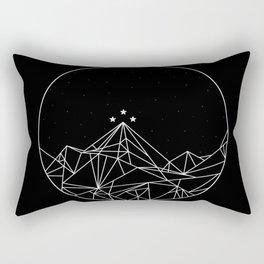 The Night Court Symbol Rectangular Pillow