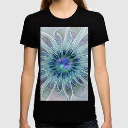 Floral Beauty, Fantasy Flower T-shirt