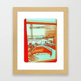 """""""Wonderland"""" Framed Art Print"""