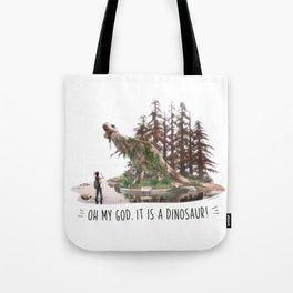 Ellie's birthday - The Last of Us Part II - Fan art Tote Bag