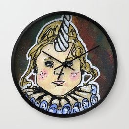 Freak Wall Clock