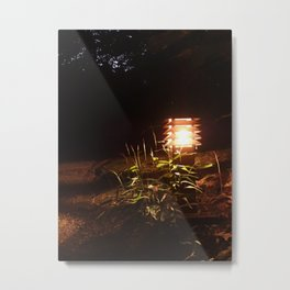 Path light Metal Print