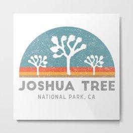 Joshua Tree National Park California Metal Print