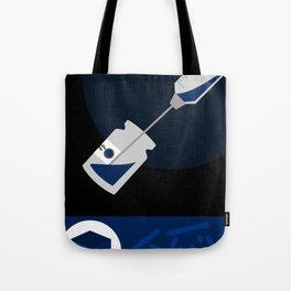 Pandemic - Blue  Tote Bag