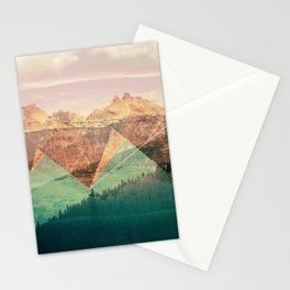 Egypt and Switzerland II Stationery Cards