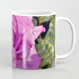 Sardinian Rose Poetry Coffee Mug