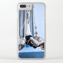 SpiceGhoul- Initiation Clear iPhone Case