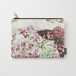 Treading lightly Carry-All Pouch