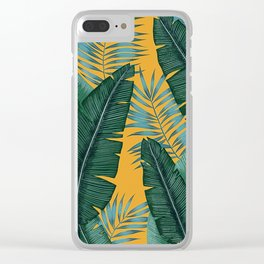 Insider - Sunny Clear iPhone Case