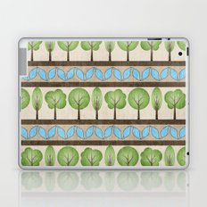 English Country Garden Laptop & iPad Skin