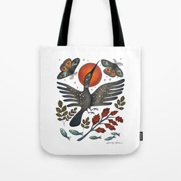 The Gift of Reincarnation Tote Bag