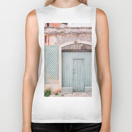 The mint door Biker Tank