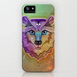 BEAR-MALIA iPhone Case