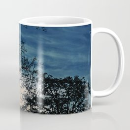 Leafless Tree In The Sunset II Coffee Mug