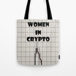 Women in Crypto Tote Bag
