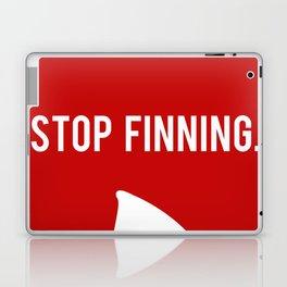 Stop fin-ing Laptop & iPad Skin