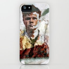 The Hired Man iPhone Case