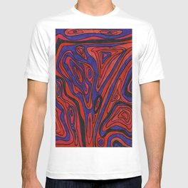 The Colour of Redness T-shirt
