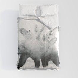 Crystal Bear Comforters