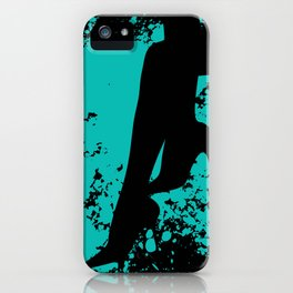 Bizang! These Heels are Killer! iPhone Case