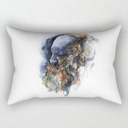 FACE#10 Rectangular Pillow