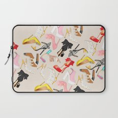 Shoes Full Time Love Laptop Sleeve