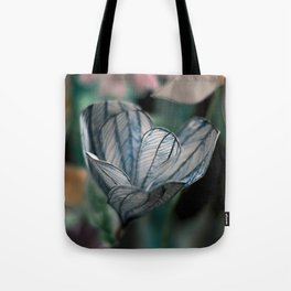 Crocus Vernus Tote Bag