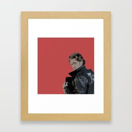 Aaron Tveit (Grease Live) Framed Art Print
