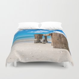 Gnawed Duvet Cover