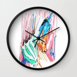 Zorro - Fox Wall Clock