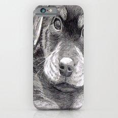 Black and White 8 Slim Case iPhone 6s