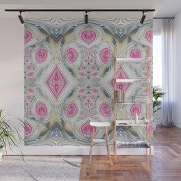 An Abundance of Magical Crystal Candies Wall Mural