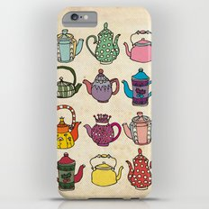 Teapots iPhone 6 Plus Slim Case