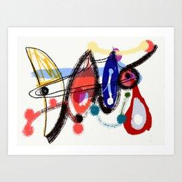 Corpus Art Print