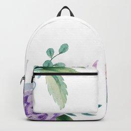 Summer flower Backpack