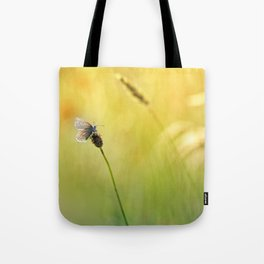 I'd like to sit here with you .... Tote Bag