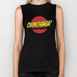 Chimichanga! Biker Tank