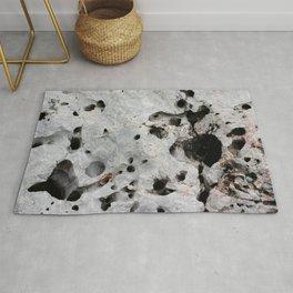 Stone is a hole Rug