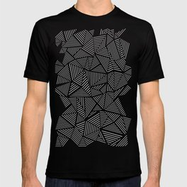 Abstraction Linear T-shirt