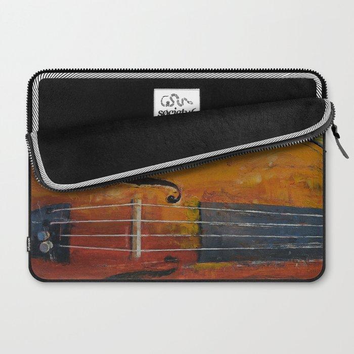 Violin Laptop Sleeve