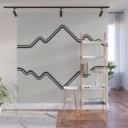 Mountain Vision Wall Mural