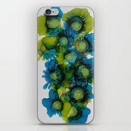 Sea Blooms iPhone Skin
