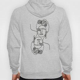 Frida Kahlo Double Hoody